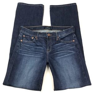 Lucky Brand Easy Rider Straight Leg Jeans